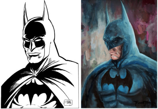 87-Year Old Comic Book Artist Sells Batman NFT for Over $552,000